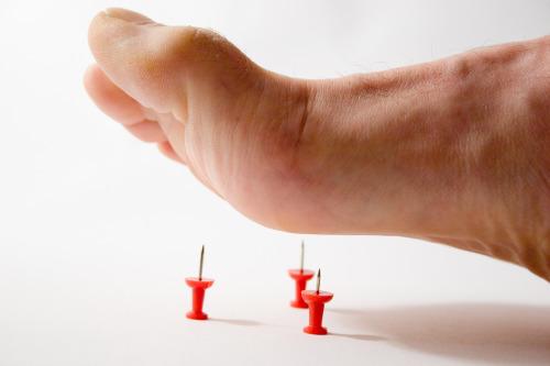 piede diabetico e neuropatia