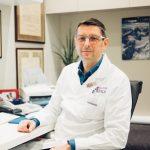 Dott Giovanni Pinzerato Titolare della Farmacia all'Aquila San Martino di Lupari
