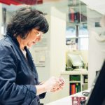 laura gelain responsabile della lgistica della farmacia all'aquila