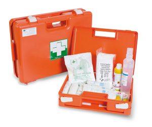 servizio di controllo delle cassette di pronto soccorso in dotazione